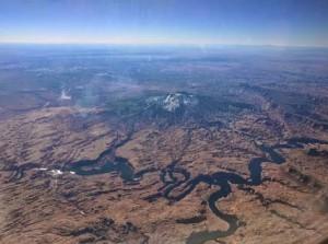 photo of SW US field area