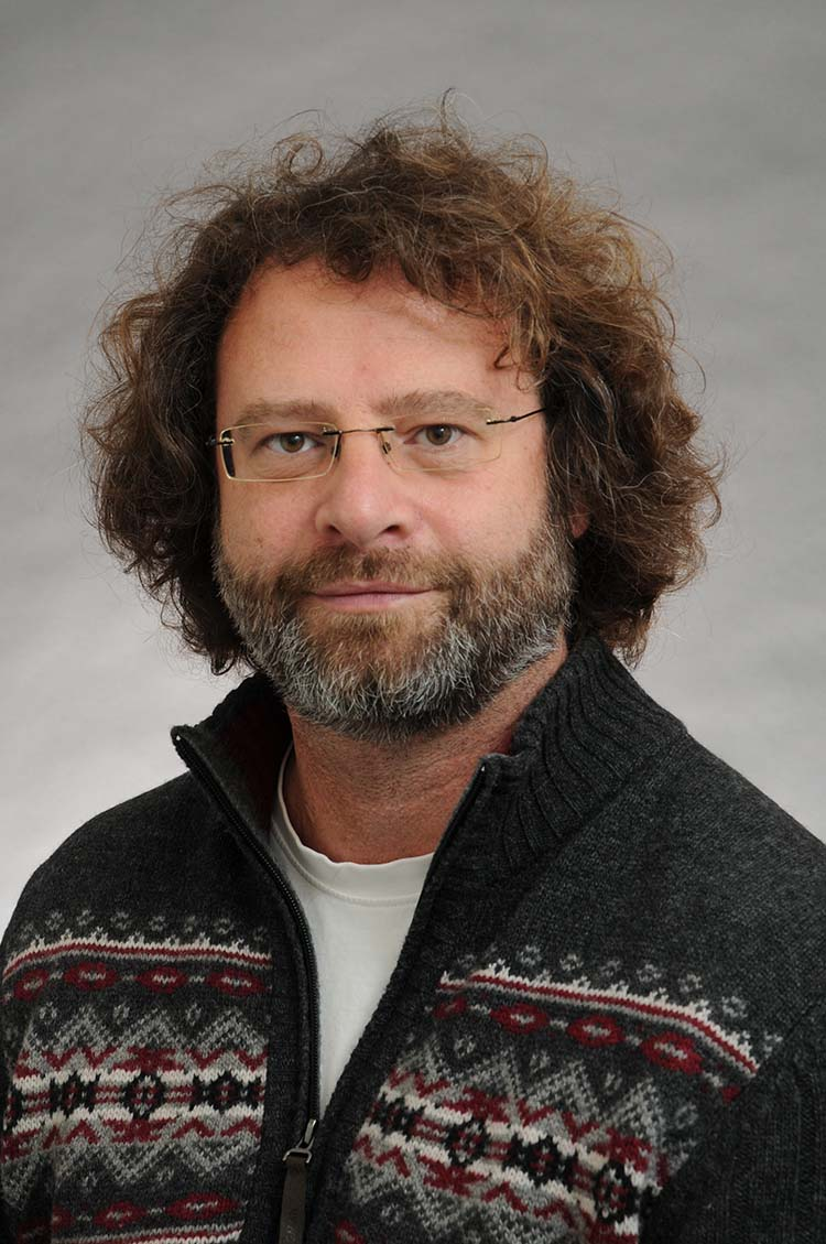 Jens Herrle joins the department as the Joubin James Visiting
