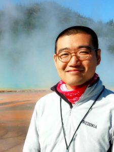 Professor Chu Xu