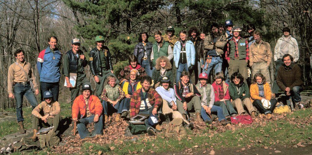 Tweed Field Camp 1979