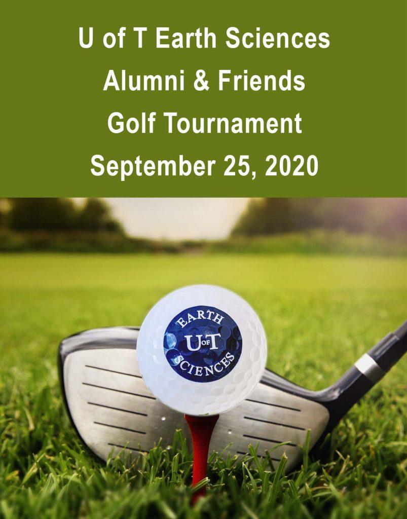 Earth Sciences Golf Tournament photo