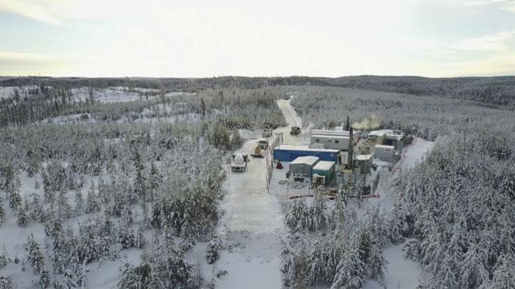 photo of NWMO a study site